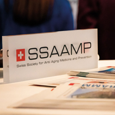 SSAAMP Swiss Society for Anti Aging Medicine and Prevention Favicon