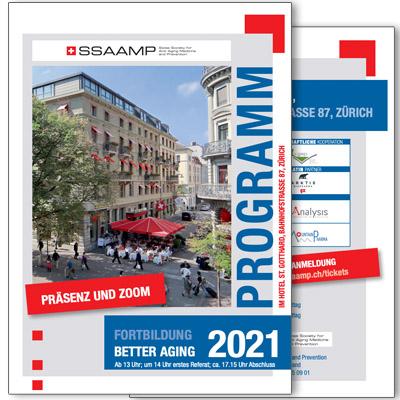 Better-Aging 2021 Zürich Fortbildung SSAAMP